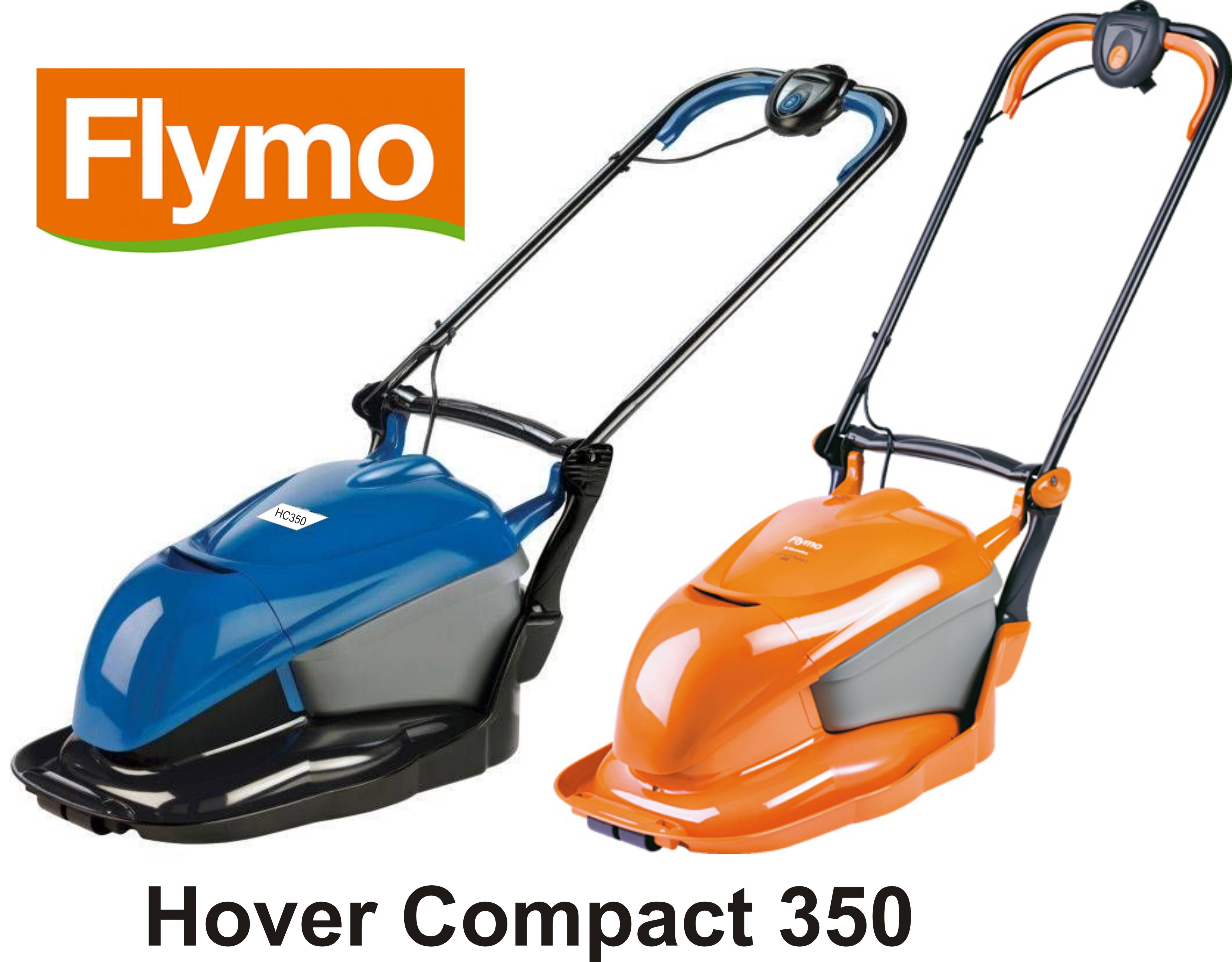 Flymo/Husqvarna Blue Hover Compact 350 Lawnmower Metal Blade