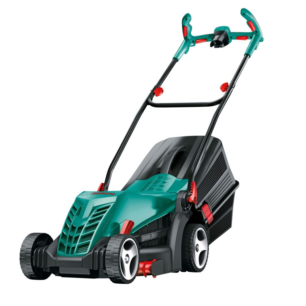 Bosch Rotak 370 ER Ergoflex Electric Rotary Lawnmower 1400W