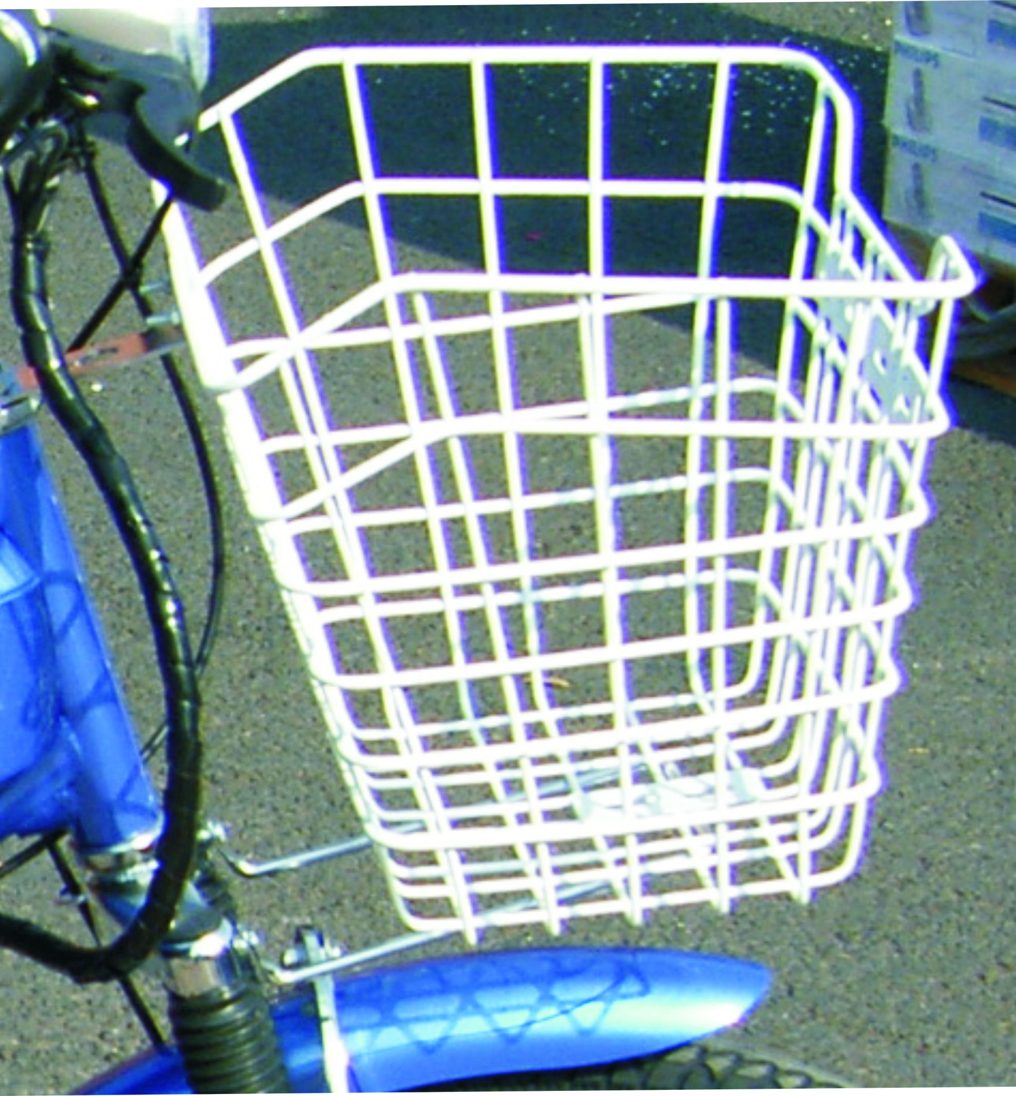 Front Basket for Thompson Euro Classic 2 Electric Bike