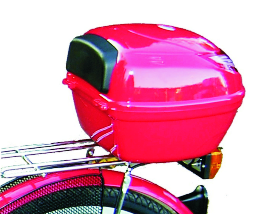 Rear Lockable Box for Thompson Eco Nippy Electric Bike
