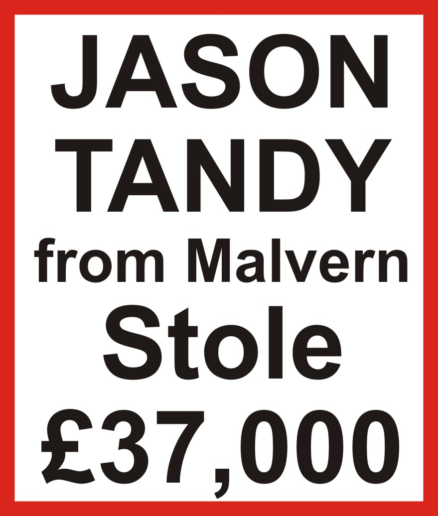 JASON TANDY THIEF - Click Image to Close