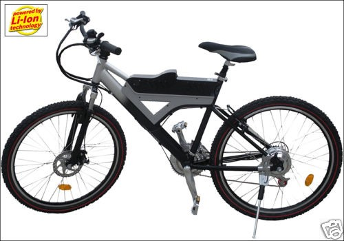 Electric Bike Thompson K style 2 Lithium 24v Battery E-Bike