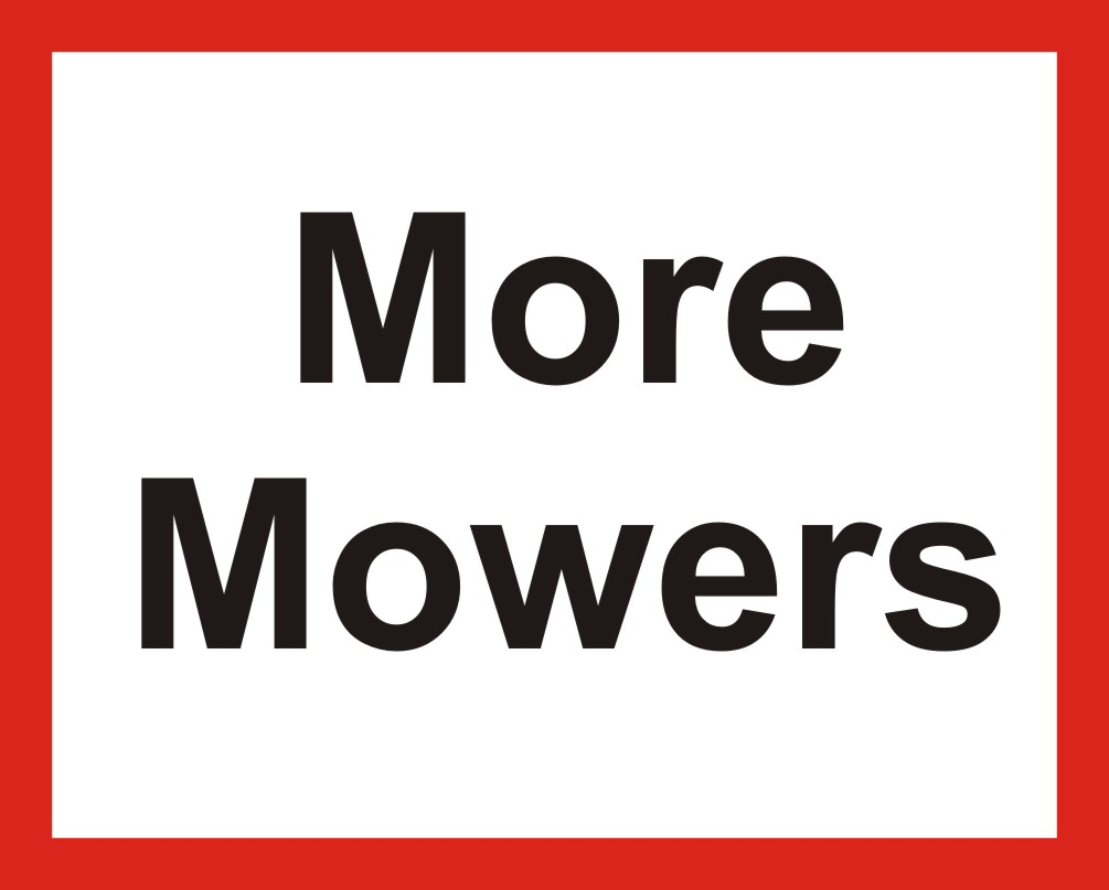 More Lawnmowers Click Here